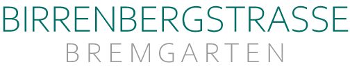 Birrenbergstrasse Bremgarten – Brun & Strebel Logo